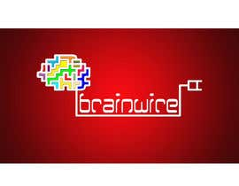 #223 for Logo Design for brainwire af jerrytugenio