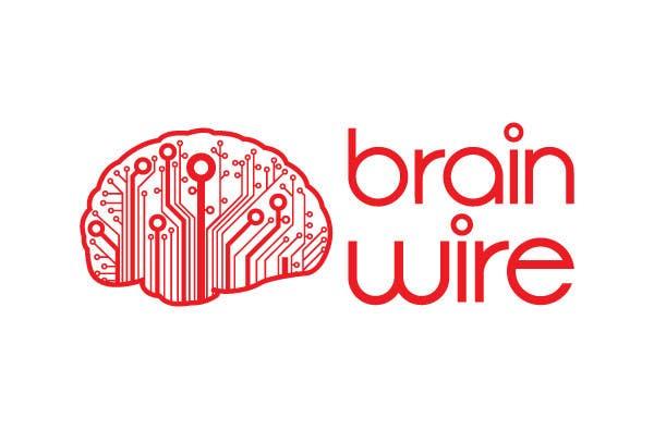 Penyertaan Peraduan #515 untuk Logo Design for brainwire