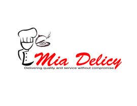 #314 for Logo Design for Mia Delicy - Cyprus based breakfast and Lunch fresh food delivery by azkaik