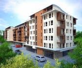 Graphic Design Kilpailutyö #32 kilpailuun 3D Rendered Drawing Designs of a Real Estate Development for Linn Industries