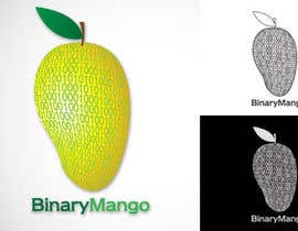#233 para Logo Design for Binary Mango por raffyph1