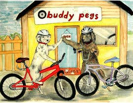 #11 for Buddy Pegs - Character Illustration by DiaconeasaDalina