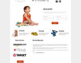 #6 для Website Design for Amazing Registry.com, Inc. от webgik