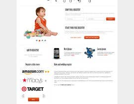 nº 25 pour Website Design for Amazing Registry.com, Inc. par webgik