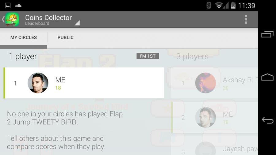 Penyertaan Peraduan #                                        2                                      untuk                                         Gamer, Tech Reviewer or Content Writing for reviewing a Android game.