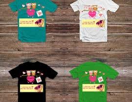 FARUKTRB tarafından T- Shirt For Valentines Day için no 12