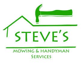 #22 для Logo Design for Steve's Mowing & Handyman Services от hambaka90