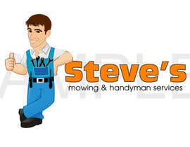 #37 para Logo Design for Steve's Mowing & Handyman Services por quaarc