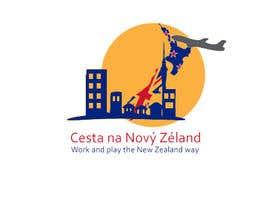 "junaiddottahir tarafından Design a Logo for  information travel website called"" Cesta na Nový Zéland "" için no 2"