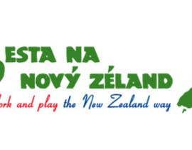 "jae06 tarafından Design a Logo for  information travel website called"" Cesta na Nový Zéland "" için no 7"
