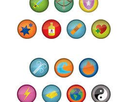 #3 for Set of 14 icons in fantasy games. by meetmeinandroid