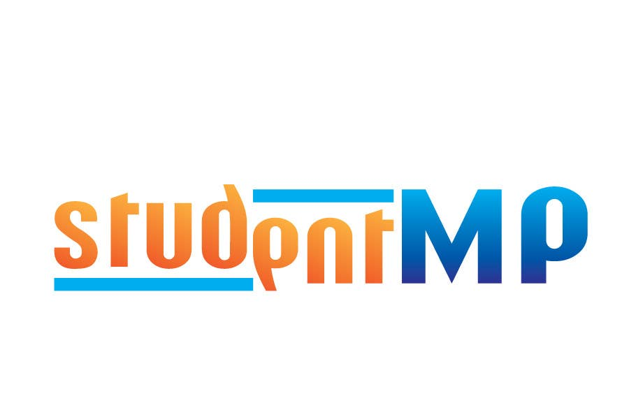 Kilpailutyö #140 kilpailussa Logo Design for StudentMP