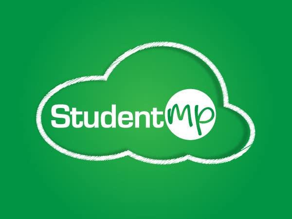 Kilpailutyö #39 kilpailussa Logo Design for StudentMP