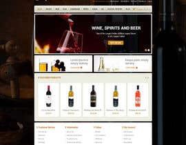 #23 for Design a Beer / Liquor / Wine Website by princevenkat