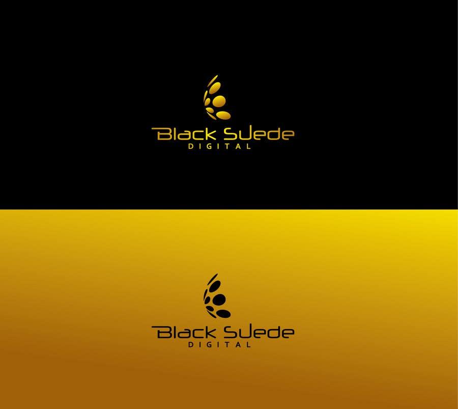 Конкурсная заявка №117 для Logo Design for Black Suede Digital Pty Ltd
