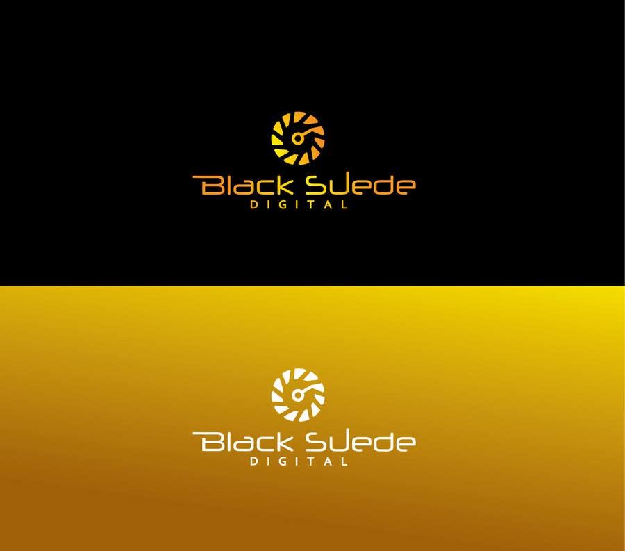 Konkurrenceindlæg #111 for Logo Design for Black Suede Digital Pty Ltd