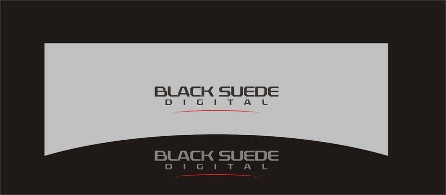 Konkurrenceindlæg #113 for Logo Design for Black Suede Digital Pty Ltd