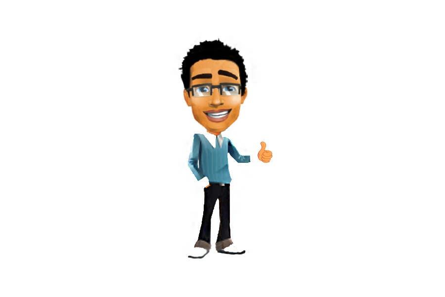 #4 for draw avatar full body by harihariesh