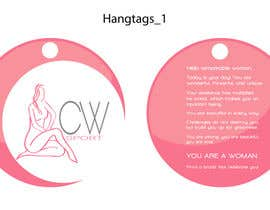 #8 para Create hang tag for clothing, backdrop, and Packaging Designs por EastDesignCmpny1