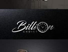#46 cho Logo design for Billion Choice bởi MariaDesigne