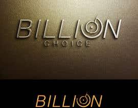 #66 cho Logo design for Billion Choice bởi jamshaidrazaCG