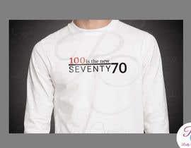 ReallyCreative tarafından Design a tshirt logo için no 82