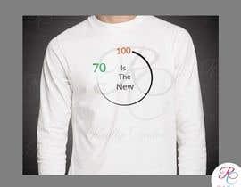 ReallyCreative tarafından Design a tshirt logo için no 108
