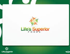 #156 para Logo Design for Life's Superior Foods por MaxDesigner