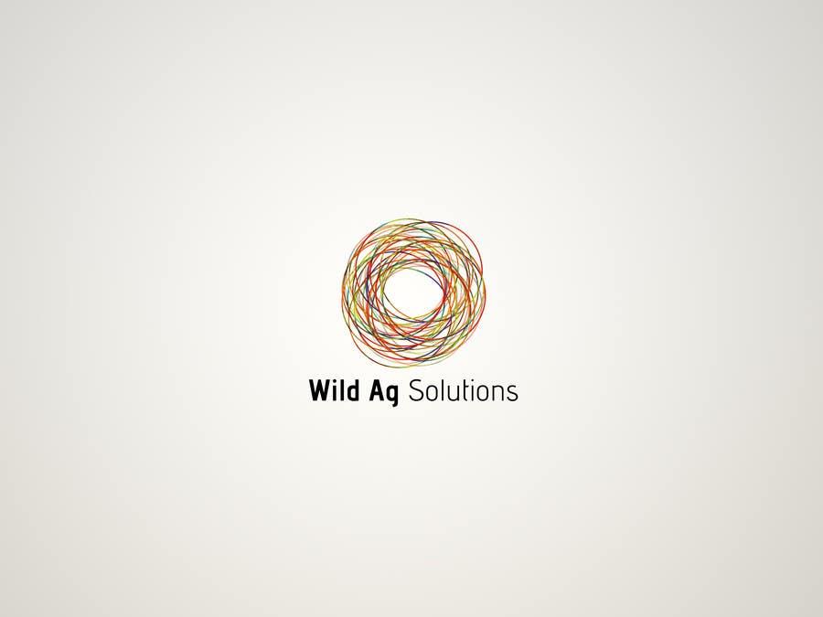 Penyertaan Peraduan #                                        156                                      untuk                                         Design a Logo for Wild Ag Solutions