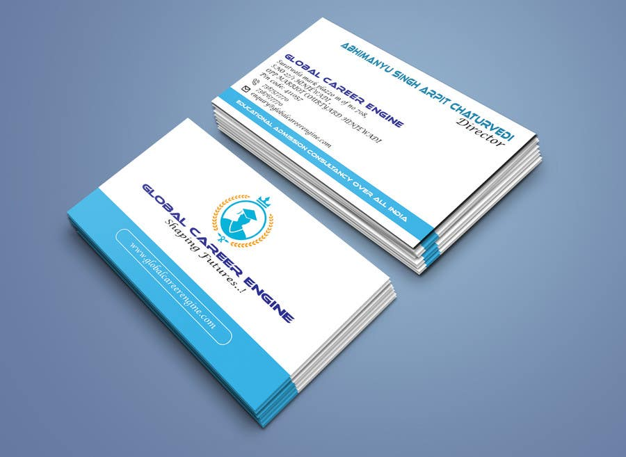 Entry #28 by mhtushar322 for Design some Business Cards Education ...