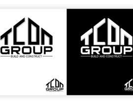 #347 cho Logo Design for TCON GROUP bởi cstudiodesigns