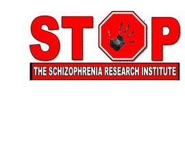 #64 para Logo Design for Logo is for a campaign called 'Stop' run by the Schizophrenia Research Institute por ravisambangi