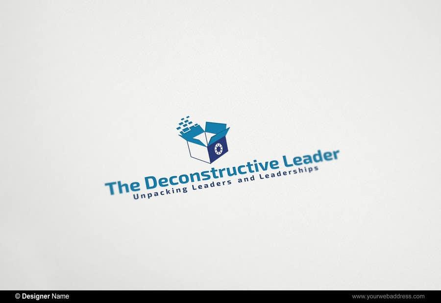 Bài tham dự cuộc thi #                                        18                                      cho                                         Design a Logo for The Deconstructed Leader