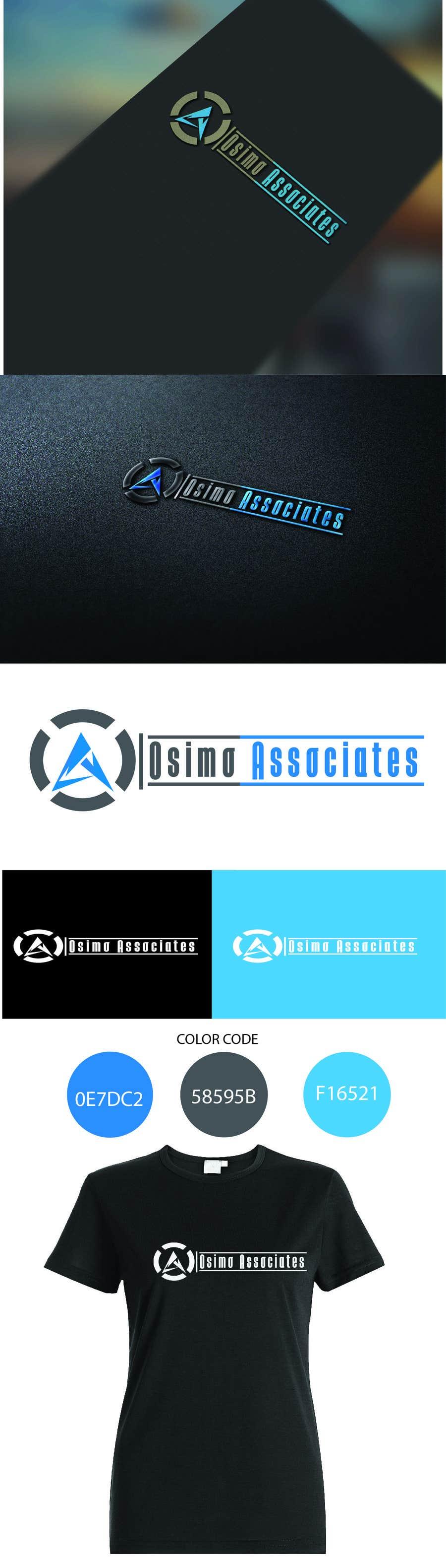 Penyertaan Peraduan #135 untuk Logo of a new company (OA)