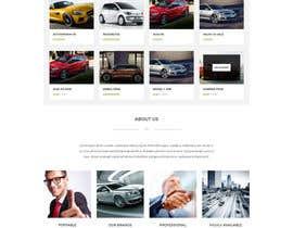 #3 for Design a Website Mockup by mazcrwe7