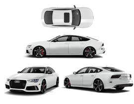 #2 for Audi RS7 Paint Job Virtual Graphic Design by SeanKilian