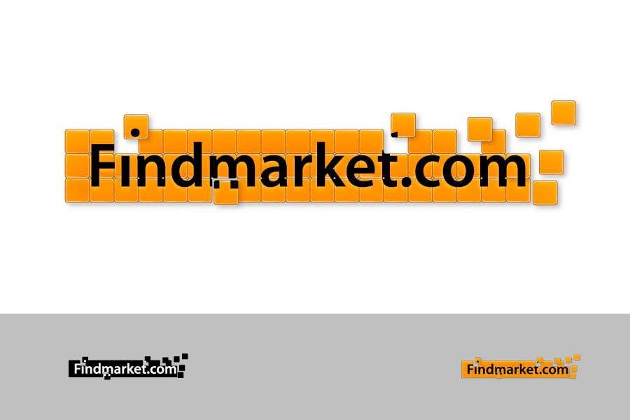 Konkurrenceindlæg #405 for Logo Design for Findmarket.com