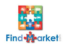 #424 for Logo Design for Findmarket.com af misutase