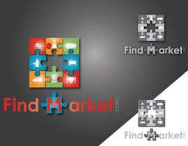 #443 for Logo Design for Findmarket.com by misutase