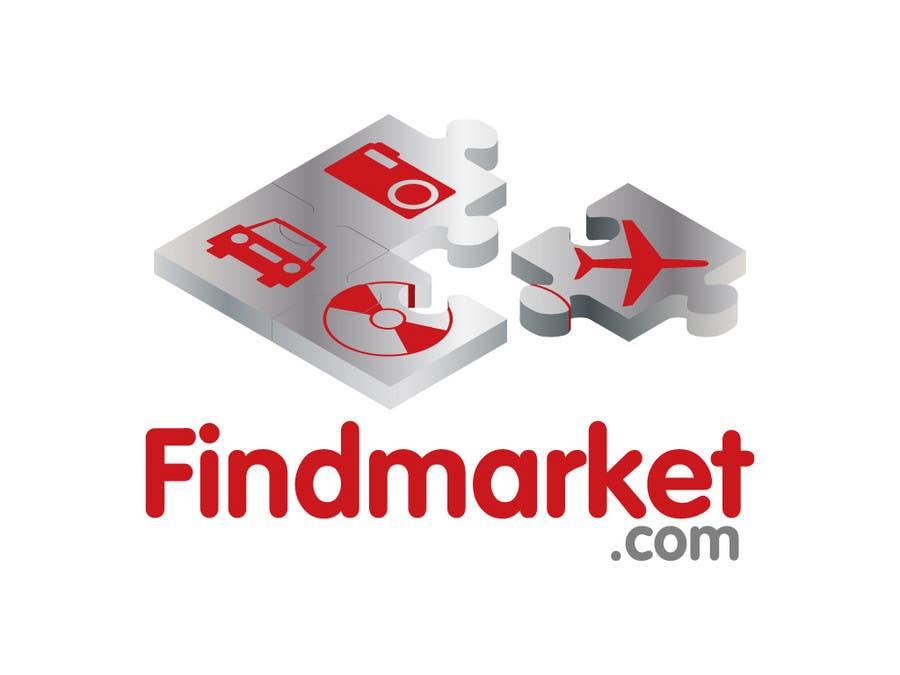 Inscrição nº 359 do Concurso para Logo Design for Findmarket.com