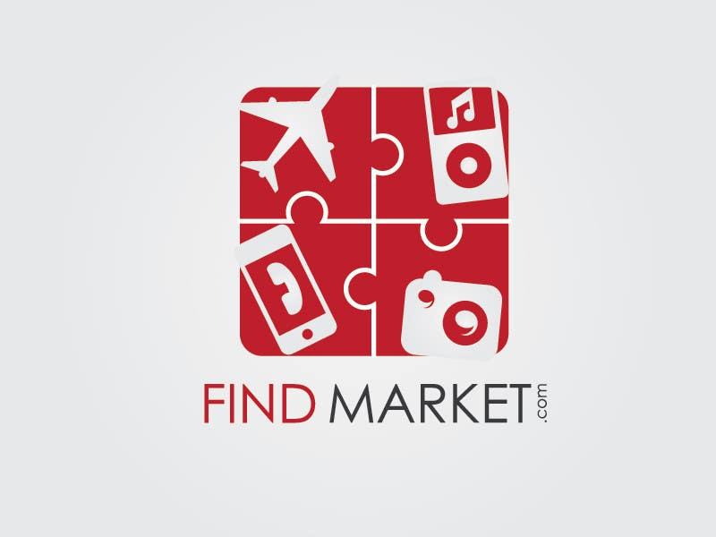 Konkurrenceindlæg #392 for Logo Design for Findmarket.com