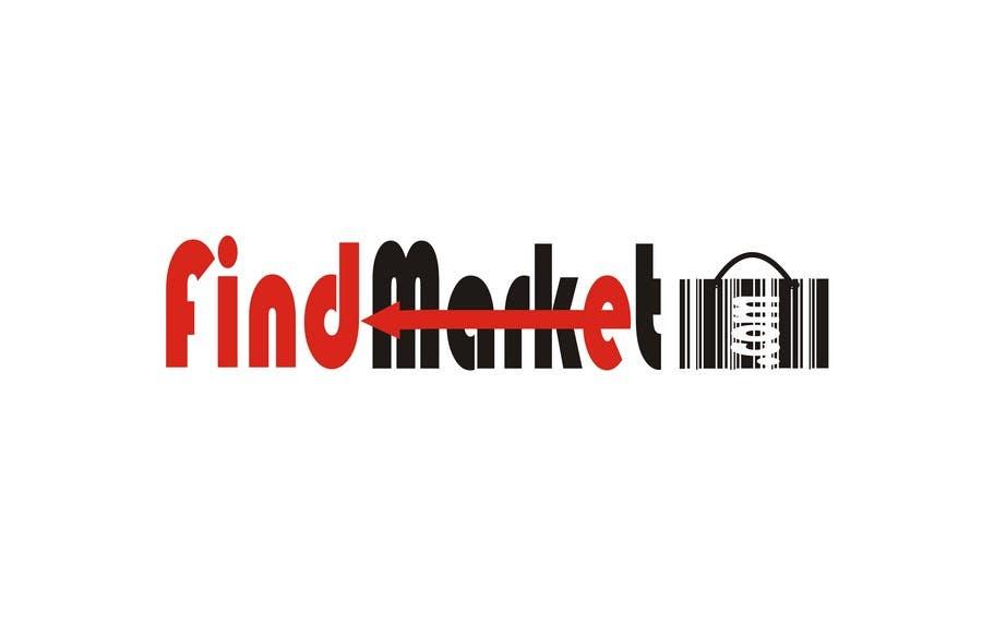 Inscrição nº 368 do Concurso para Logo Design for Findmarket.com