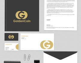 #29 for Develop a Corporate Identity for Digital Gold Currency by xsanjayiitr