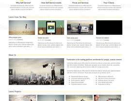 nº 36 pour Design an updated website for a technology company at http://evestigate.com par lassoarts