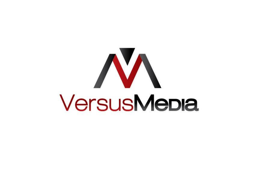 #69 for Logo Design for VersusMedia by paxslg