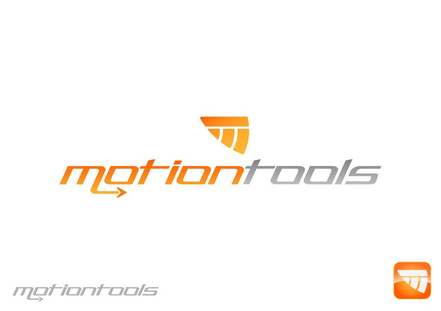 Konkurrenceindlæg #646 for Logo Design for MotionTools