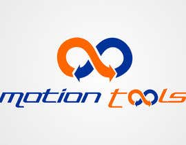 #528 para Logo Design for MotionTools por iwansusan