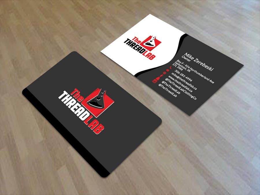 Entry 28 by sujan18 for design some business cards for my clothing business card reheart Choice Image