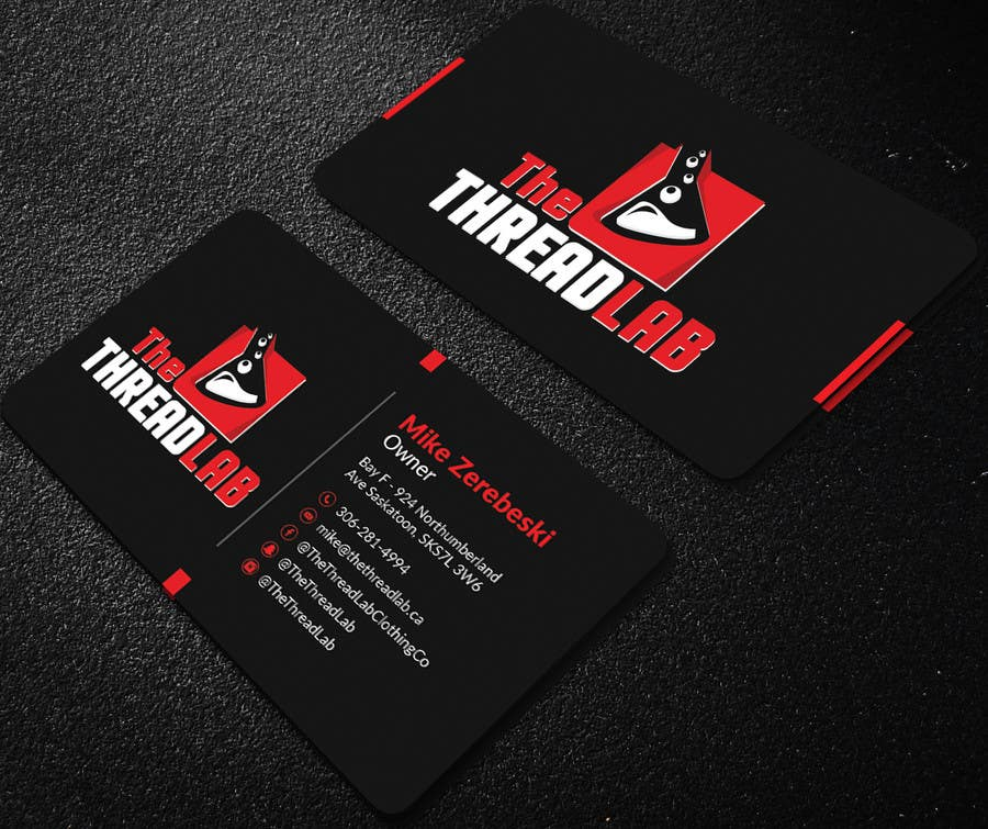 Entry #62 by mehfuz780 for Design some Business Cards for my ...