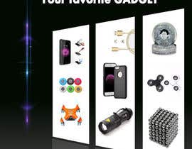 #85 for Design a banner for a futuristic ecommerce gadget site by Rodrogo